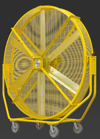 Big Airflow From Big Fans Fleet News Daily