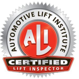 ALI Certified Inspector Logo