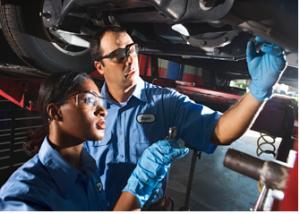 Automotive Service Techs