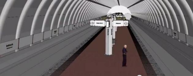 Washington Metro Future Station