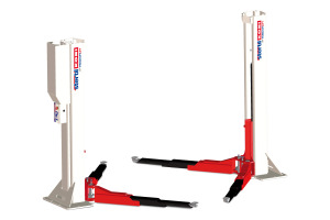 Stertil-Koni Introduces FREEDOM LIFT, HD 2-Post Lift with 16,000 lbs. Lifting Capacity
