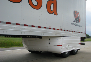 Side Skirts On Trailers Reduce Fuel By Nearly 7 Research