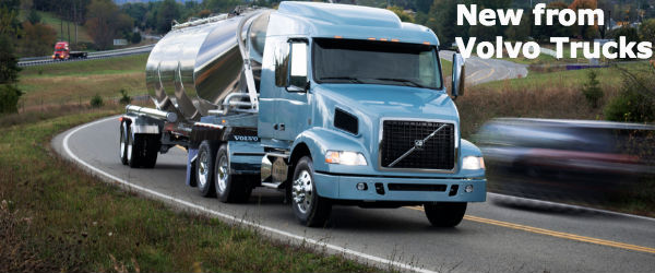 Volvo Trucks Optimizes Regional Haul Models for Greater Fuel Efficiency and Payload | Fleet News ...
