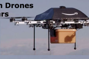 Amazon Testing Delivery by Drones, Really
