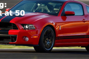 Ford Mustang at 50: Still Hot