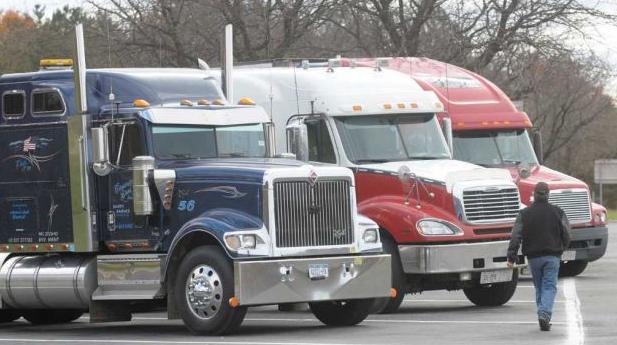 Minnesota Trucking Association Request Sleeper Berth Pilot