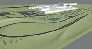Volvo Begins Construction of Customer Experience Track at New River Valley Plant