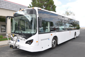 AVTA Awards Contract for Electric Buses