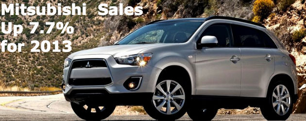 Mitsubishi Motors Roars Into The New Year With A 56 Percent Increase In December