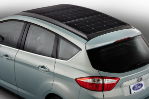 Ford C-MAX Solar Energi Concept Goes Off Grid