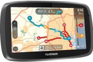 TomTom GO Range Redefines Navigation