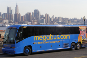 Megabus Earns Best-in-Class Safety Standard from TSX