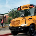 IC Navistar School Bus