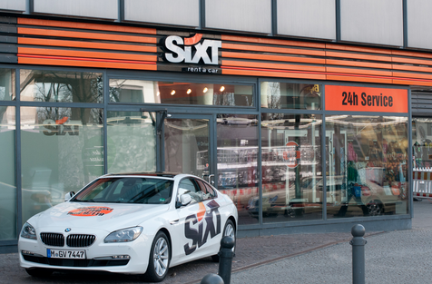 Car Rental Firm Sixt Expands In Us