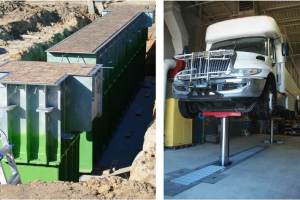 """Next Gen"" Inground Vehicle Lifts Add Strength, Cut Installation Costs Up to 25%"