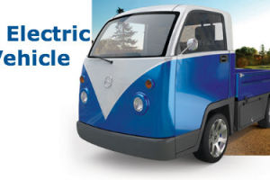 Cenntro Motor Debuts All-Electric Utility Vehicle For North America