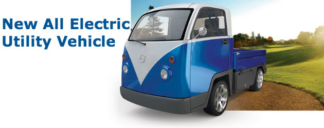 Cenntro motor debuts all electric utility vehicle for for Electric car motor manufacturers