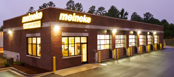 Meineke has put together an entire package of repair and preventative maintenance services, specializing in quick, timely repairs to minimize down time. Learn More. Meineke fun fact of the day: Oil Change. An Oil Change is the act of removing the used oil in your engine and replacing it with new, clean oil. Over time, oil breaks down and gets.