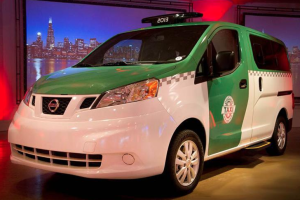 Nissan Tailors NV200 Taxi for Chicago Fleets