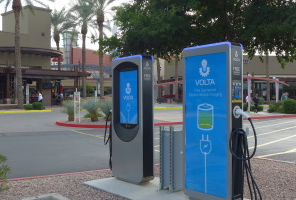 Free EV Charging Stations Light Up Arizona