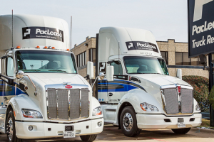 Latest Safety Technologies in Trucks on Demo by PacLease