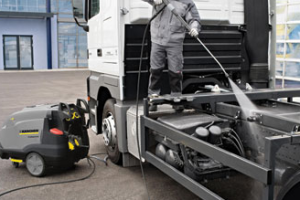 SHOWCASE: Hot Water Pressure Washers from Kärcher Commercial