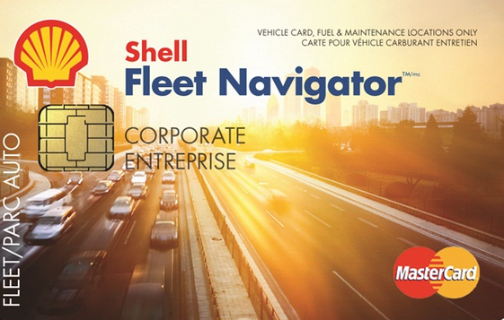 in partnership with shell canada products has jointly launched a new canadian commercial fleet card program the shell fleet navigator commercial card - Fleet Credit Card