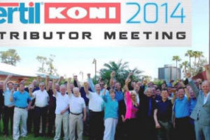 Stertil-Koni Announces Record Lift Sales at 18th Annual Distributor Conference