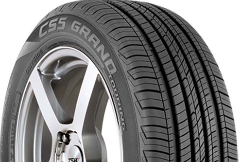 Cooper Cs3 Touring >> Tires Get Smarter with Innovation from Cooper Tires