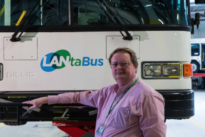 LANta Transit in Allentown, Pa., Taps Stertil-Koni for Lifts in New Facility