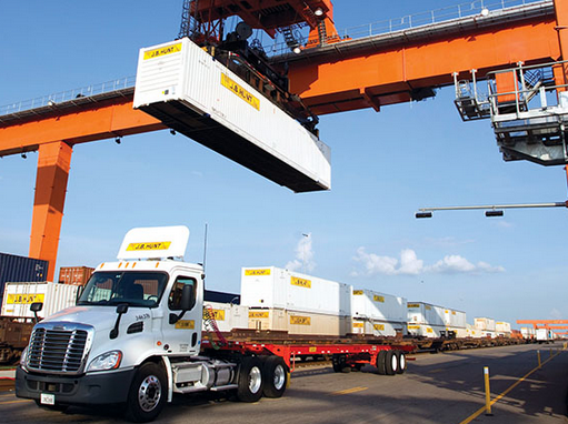 j b hunt transport services inc nasdaqjbht has announced that second quarter 2014 net earnings of 934 million or diluted earnings per share of 79