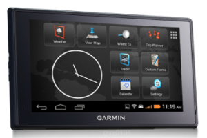 Garmin® Launches Android™-Based Fleet Navigators