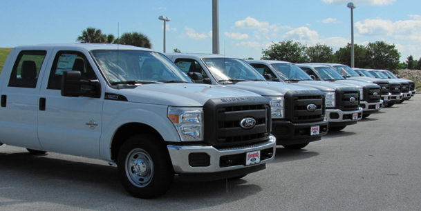Ford sales down 3 fleets down 14 retail sales up 2 for Ford motor company driver education series