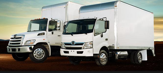 Hino trucks celebrates 30 years in u s for Hino motors marion ar
