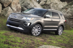 Ford Explorer Marks 25th Anniversary with All-New Platinum Series