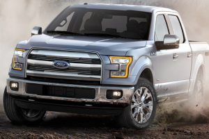New F-150 Lineup Touts Highest Fuel Economy Ratings for Full-Size Gas-Powered Pickups