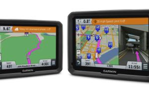 Garmin® Debuts 2 New Truck Navigators