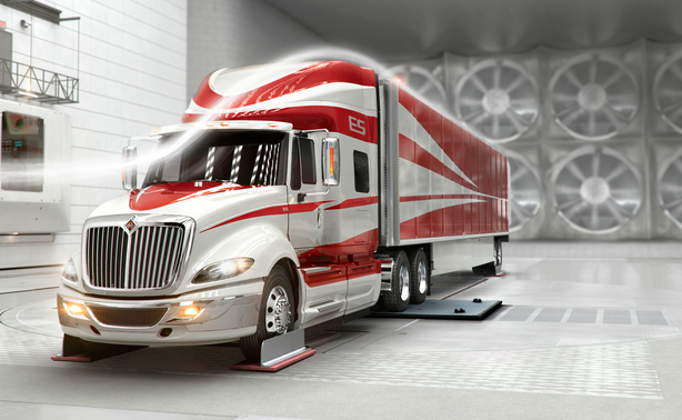 International Truck Launches New Fuel Efficiency Pack for ProStar