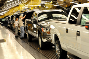 Kansas City Factory Now Building All-New Ford F-150
