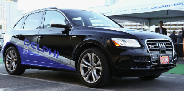 Delphi to Launch First Coast-to-Coast Automated Drive