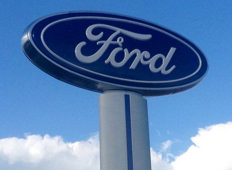 Ford u s sales up 5 percent in april with suv record for Ford motor company driver education series