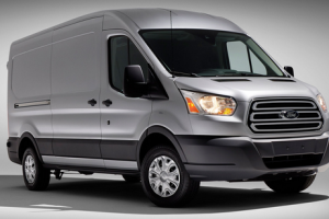 First Hybrid Ford Transit Van for North American Market