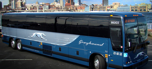 Greyhound Debuts Real Time Bus Tracker For Customers