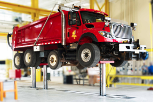 Jefferson County (WI) Highway Department Taps HD Lifts from Stertil-Koni