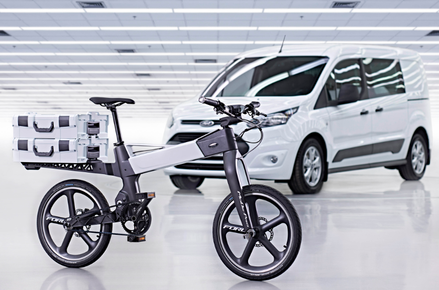 Why Fleet Vans and E-Bikes May be the Delivery Duo of the Future