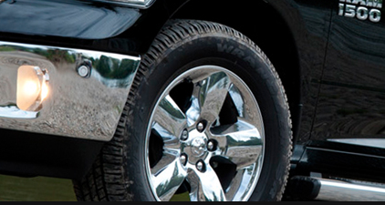 New Chromtec® Lightweight Composite Wheels for LD Trucks