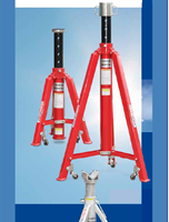 Stertil-Koni Analysis Shows Growing Use of Vehicle Support Stands