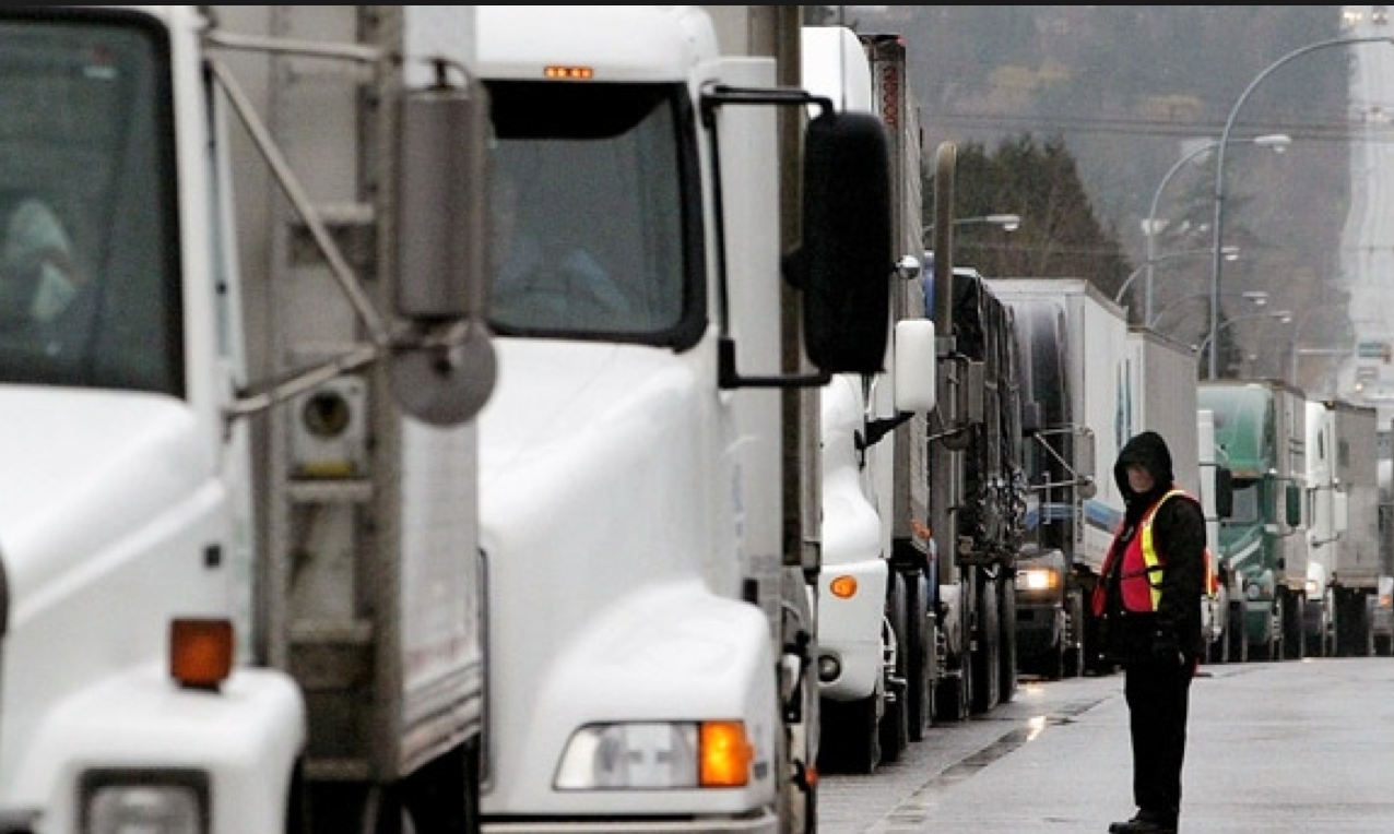 Canadian Freight Volumes Up for First Time in Four Months