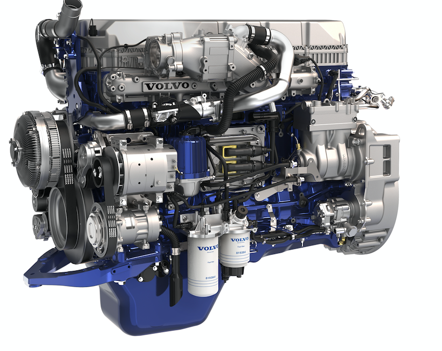 Volvo Trucks Unveils Innovative New Engines for Increased Fuel Efficiency