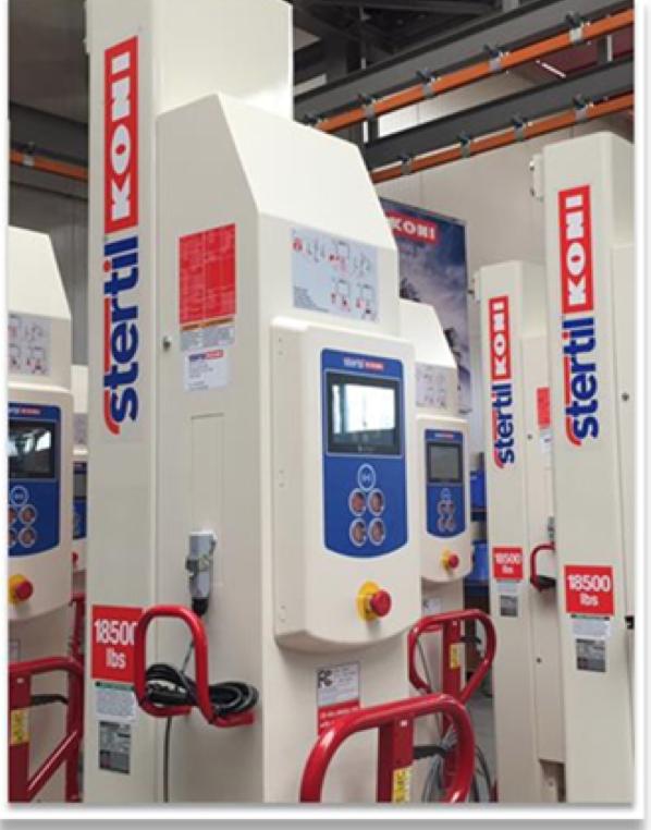 Ebright Smart Control System Now On Stertil Koni Battery